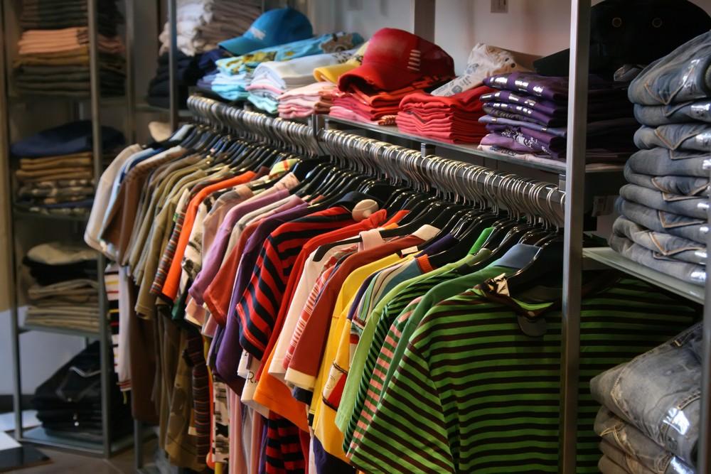 Obchod oblečení