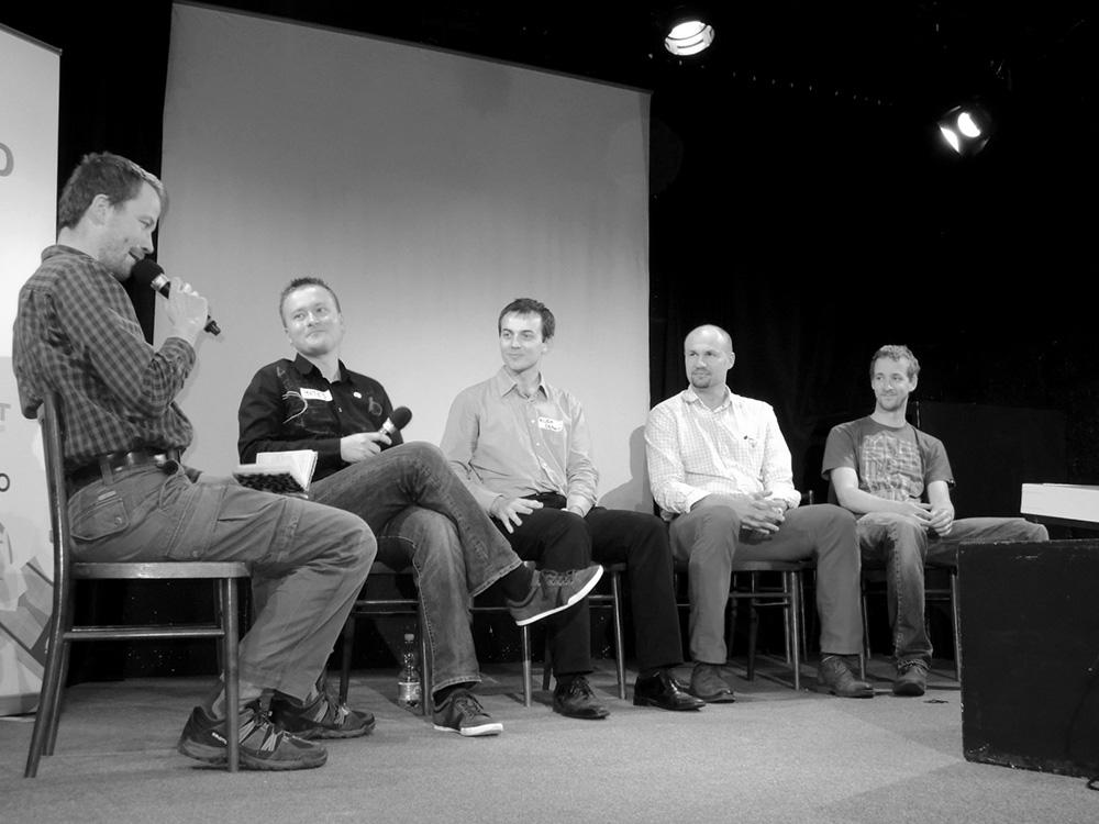 Panelová diskuse.