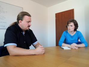 Ondřej Hamouz a Petra Mikulášková hovoří o srovname.cz
