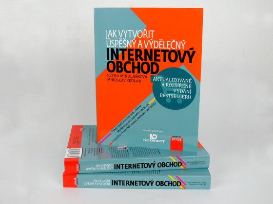 Kniha: Jak vytvořit úspěšný a výdělečný internetový obchod