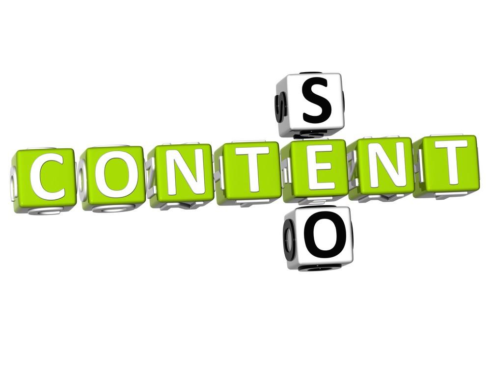 Content - obsah - SEO