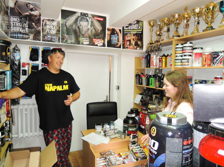 Rozhovor s majitelem e-shopu www.fitness13.cz