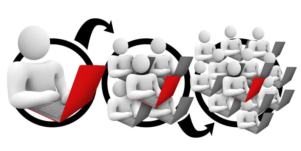 Množení zákazníků - viral marketing
