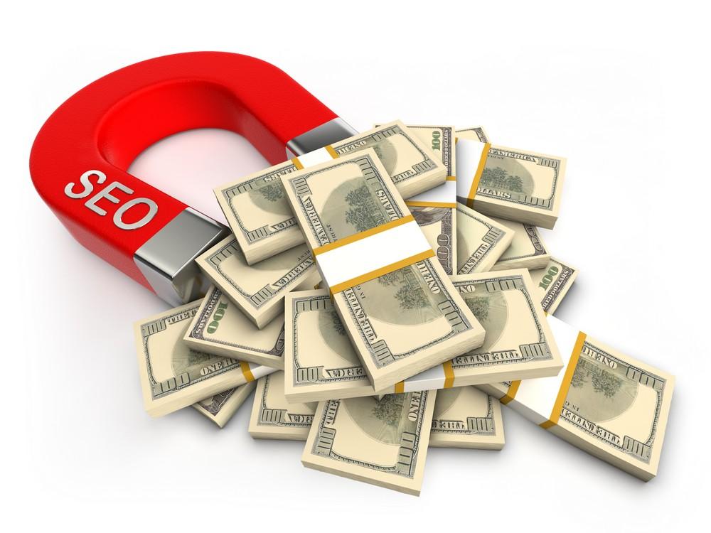 SEO magnet na peníze