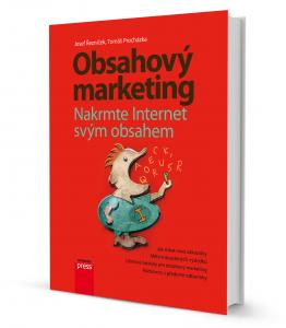 Kniha Obsahový marketing