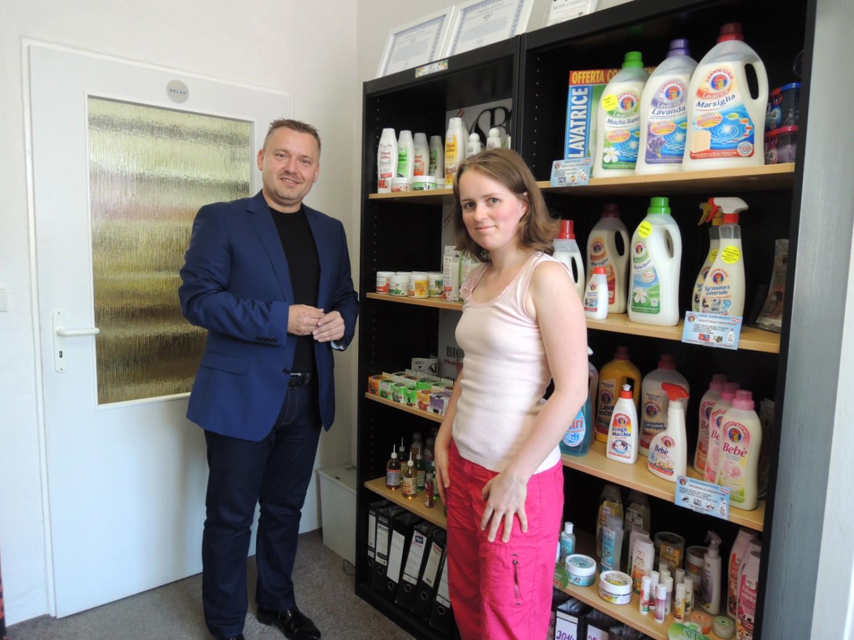 Jaroslav Šandera, distributor značky Bione Cosmetics: Servis je stejně důležitý jako kvalita dodávaného zboží ! -
