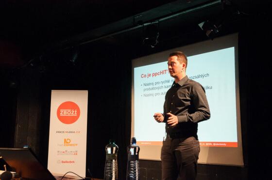 David Velechovský více přestavil efektivnější správu produktových kampaní přes nástroj PPCHit.