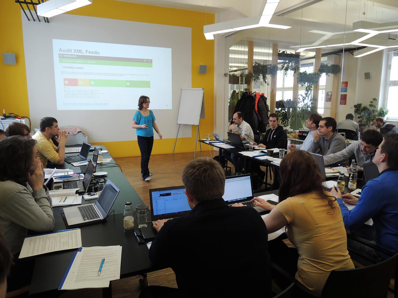 První část školení - XML Feed